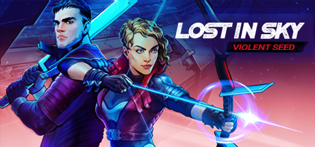 lost in sky poster
