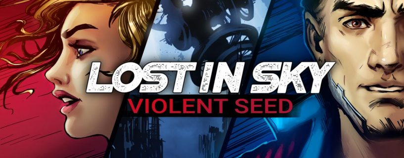 Lost in Sky: Violent Seed в Steam!